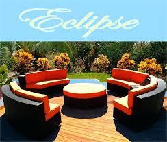 round patio sofa photo 6 of 7 home design exquisite round sectional outdoor furniture sofa circular