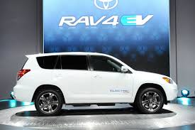 2012 Toyota RAV4 EV all-electric crossover will be sold to the public