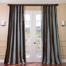 Navy Blue Bedroom Curtains Brown And Blue Curtains