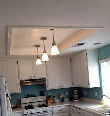 Ceiling · Gorgeous Kitchen Fluorescent Light ...