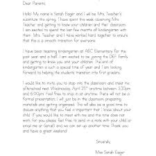 The Eager Teacher Welcome Letters For Parents And School