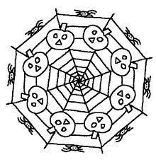 Disegni Di Mandala Az Colorare