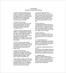 The Best Thank You Letters Real Estate Thank You Letter 6 Free Sample Example Format