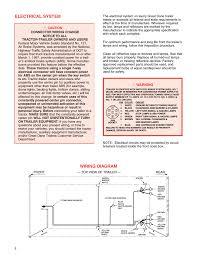 electrical system wiring diagram warning great dane 42101401 electrical system wiring diagram warning great dane 42101401 user manual page 8 32