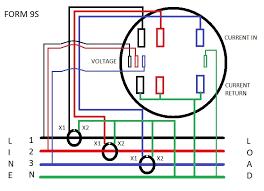 ct metering wiring diagram good place to get wiring diagram • form 9s meter wiring diagram learn metering rh learnmetering com electric meter box wiring diagram ct shorting block wiring diagram