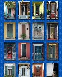 doors new orleans poster featuring the photograph of by and windows overhead