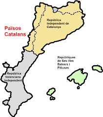 Resultat d'imatges de paisos catalans