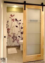 Bathrooms Design : Diy Sliding Barn Door For Bathroom Ideas ...