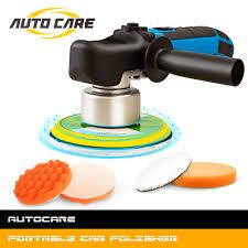 Dual Action <b>Polishing Machine</b> Car Wax Polisher <b>Electric 220V</b> ...