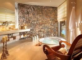 rustic stone bathroom designs. stone bathroom designs stainless steel sliding shower door blue glass bowl on vanity rustic elegance soaking tub big mirror mix room r