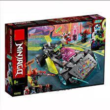 LEGUO 76039 - Lắp ráp lego - đồ chơi lắp ráp - lepin - bela - lego 71710