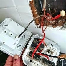 single receptacle wiring diagram amp breaker wire size unique model