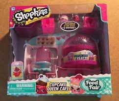 Shopkins Cupcake Queen Cafe New In Box 499 Picclick