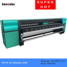 free color printing. Modren Printing 4 Pcs Konica 512I Heads 32M Wide Format Color Printer For Flex Banner  Printing On Free Eco Solvent