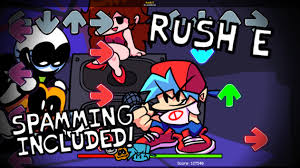 Marching music for piano compilation. Rush E Friday Night Funkin Mods