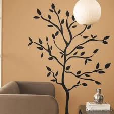 new arrival family tree wall decal
