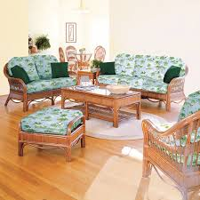Wicker Living Room Furniture Wicker Living Room Furniture