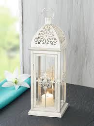 подсвечник impression style домик для чайной свечи голубой