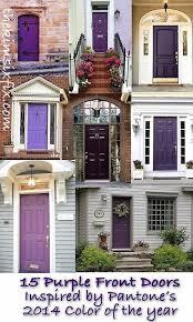 what color to paint front door 2Best 25 Exterior door colors ideas on Pinterest  Front door