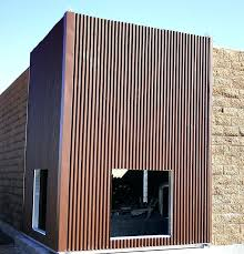 weathered rustic 7 8 corrugated weathering steel siding weathered corrugated metal siding corten weathering steel for