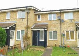 Thumbnail 1 Bed Property For Sale In The Hawthorns, Colnbrook, Slough