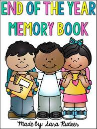 enjoy this free end of the year memory book book covers included kindergarten 1st grade 2nd grade 3rd gradepages included 1 my self portrait2