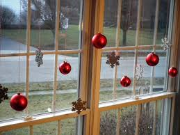 Outside Window Decorations Outside Window Christmas Decorating Ideas Day Dreaming And Decor