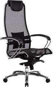 Офисное <b>кресло Метта Samurai</b> S-1 купить с доставкой ...