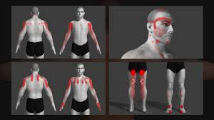 Free Trigger Point Chart Trigger Point Explained With Animation