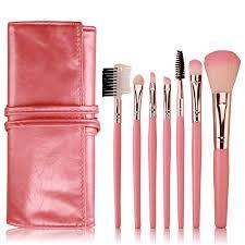 get ations storage bag makeup brush set brush set a full set of beginner beauty tools gills red