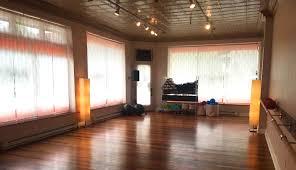 barre and yoga studio