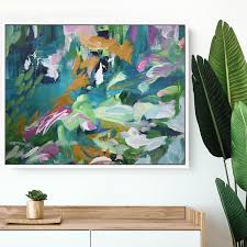 canvas art abstract canvas painting