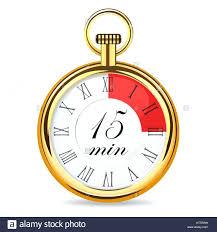 Timer For 15 Min Timer 15 Mins Mechanical Watch Timer Minutes Stock Image Timer 15