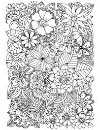 Flower coloring pages teach about science and nature in fun and visual ways. Flower Coloring Pages Skip To My Lou