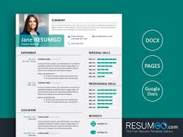 Free Online Modern Resume Templates Alecta Professional Resume Template Resumgo Com