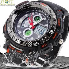 g shock watch bands reviews online shopping g shock watch bands epozz watches men luxury brand quartz watch male relogio masculino water shock resist rubber band casual watch g ift top