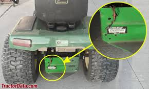 tractordata com john deere 325 tractor information photo of 325 serial number