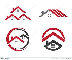 Home And Building Logo Template Illustration 61488463 Megapixl