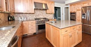 kitchen wall colors with light maple cabinets quartz with natural maple cabinets kitchen wall colors with