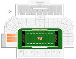 Where Is The Visitors Section At Michie Stadium