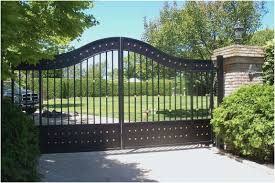 wooden garden arches the right choice 5 inspiring steel driveway gates 332ndf