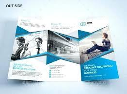 Fold Brochure Template 3 Quick Tip Creating A Psd Tem