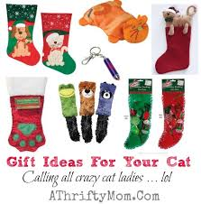 Christmas Gift Ideas For Your CAT  Calling All Crazy Cat LadiesChristmas Gifts Cats