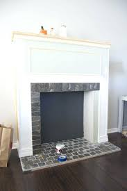 gallery pictures for fake fireplace