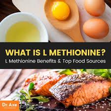 Foods Low In Methionine Chart L Methionine Benefits Top Food Sources Dr Axe