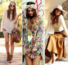 LOOK OH SO CHIC IN BOHO CHIC! | STRUTTING IN STYLE! NANCY MANGANO'S  FASHION/STYLE/BEAUTY BONANZA