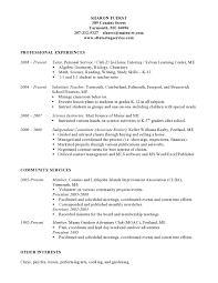 Fair Private Math Tutor Resume For Tutor Sample Resume Tutor
