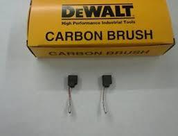 dewalt grinder d28402. image is loading dewalt-grinder-motor-brush-set-2-brushes-650916- dewalt grinder d28402