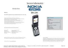 NOKIA 6136 Service Manual download ...