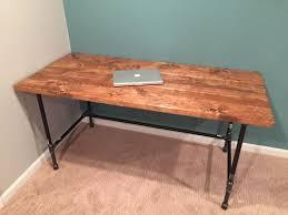 How To Make A Computer Desk Out Of Wood Best 25 Build A Desk Ideas On  Pinterest Diy Office Desk Long School Computer Desks
